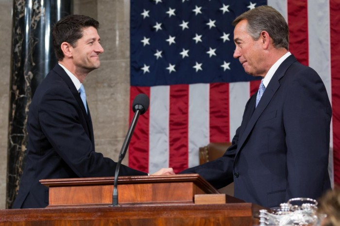 ryan and boehner